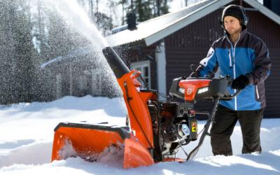 Comment bien choisir sa souffleuse à neige selon ses besoins.